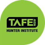 logo tafe hunter institute